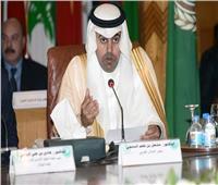 السلمى يعرض على أبو الغيط خطط دعم العمل العربى المشترك