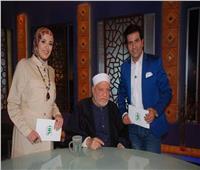 أحمد عمر هاشم يكشف أسرار «نهج البردة» وعلاقته بالشيخ الشعراوي