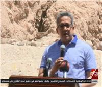 فيديو| وزير الآثار: الانتهاء من تطوير الأهرامات قبل أبريل المقبل