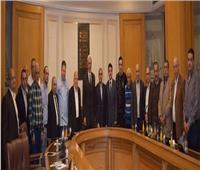 تشكيل مجلس إدارة جديد لشعبة الذهب بغرفة القاهرة