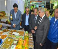 محافظ المنيا يفتتح معرضي «أهلا رمضان» للسلع الغذائية