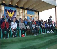 صور| المصري يشهد ختام فعاليات دوري الكرة للعاملين بالطيران المدني