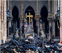 حاخام إسرائيلي: حريق كاتدرائية نوتردام «عقاب إلهي»