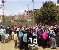 صور| «قومي المرأة» بالجيزة يواصل حملات التوعية للمشاركة في التعديلات الدستورية