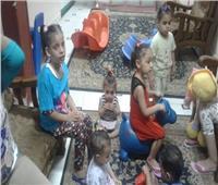 غلق دار رعاية أطفال غير مرخص بحلوان