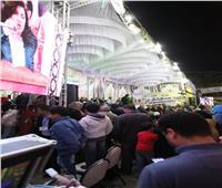 بالصور| «تحيا مصر» تدوي في مؤتمر «مستقبل وطن» لدعم التعديلات الدستورية بدمياط