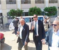 تسليم مقار اللجان الانتخابية إلى القوات المسلحة بشبين القناطر