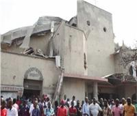 مقتل وإصابة 19 شخصا إثر انهيار جزء من كنيسة بجنوب أفريقيا
