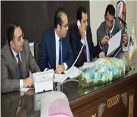 غرفة النيابة الإدارية تعلن توجه أعضاءها لاستلام أوراق الاستفتاء