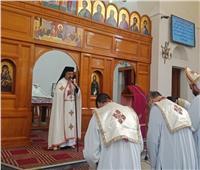 بطريرك الكنيسة القبطية الكاثوليكية يترأس قداس جمعة ختام الصوم بالمعادي