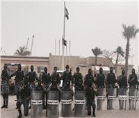 إجراءات أمنية مشددة لتأمين مقار الاستفتاء على الدستور بالإسكندرية