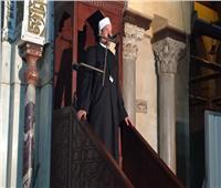 خطيب الجامع الأزهر: تحويل القبلة أفضل تكريم للأمة الإسلامية