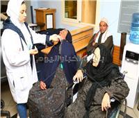 خدمات طبية مجانية لـ١٠٠٠ مواطن بالإسماعيلية والأقصر