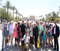ختام فعاليات الاحتفال بيوم التراث العالمي