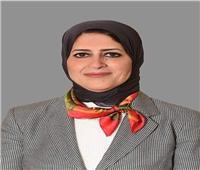 وزيرة الصحة تدلي بصوتها في الاستفتاء على التعديلات الدستورية بمساكن شيراتون