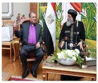 رئيس الطائفة الإنجيلية للبابا: قداستكم رمز لمسيحيين الشرق الأوسط