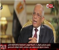 رئيس البرلمان: «أنا صعيدي منحاز للمرأة و أخ لـ 6 بنات»