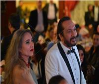 صور| نجوم الفن يشاركون علي الحجار الاحتفال بعيد ميلاده الـ65
