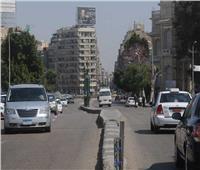 سيولة مرورية في صباح أول أيام الاستفتاء على التعديلات الدستورية