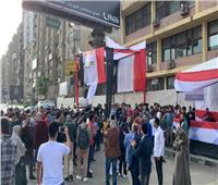 التعديلات الدستورية 2019| مسيرة بحدائق القبة للحث على المشاركة بالاستفتاء