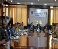 فتح وانتظام 190 لجنة انتخابية بالأقصر للتصويت على التعديلات الدستورية