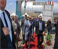 التعديلات الدستورية 2019|وزير الطيران يتفقد لجان الاستفتاء بمطار القاهرة