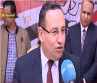 فيديو| محافظ الإسكندرية: رفع حالة الاستنفار والاستعداد بجميع الجهات خلال أيام الاستفتاء