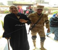 التعديلات الدستورية ٢٠١٩| كبار السن أبطال مشهد الاستفتاء بالمقطم