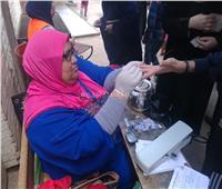 التعديلات الدستورية ٢٠١٩| «١٠٠ مليون صحة» أمام لجان الاستفتاء بالوراق
