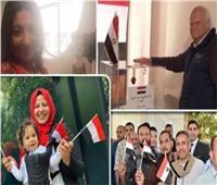 المصريون في الخارج يواصلون التصويت باليوم الثانى للاستفتاء على التعديلات الدستورية
