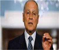 أبو الغيط يدلي بصوته في الاستفتاء علي التعديلات الدستورية
