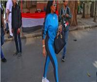 التعديلات الدستورية 2019| رانيا يوسف تدلي بصوتها في الاستفتاء