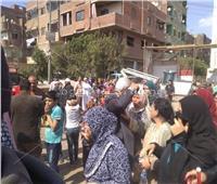صور| استمرار توافد المواطنين أمام لجان مركز ومدينة قليوب