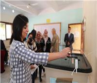 فيديو.. مايا مرسي تدعو المرأة للمشاركة في الاستفتاء على التعديلات الدستورية