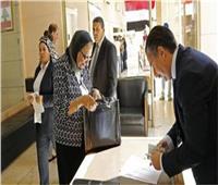 تصويت المصريين بالخارج| توافد أعداد المواطنين للمشاركة في الاستفتاء بالجزائر