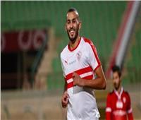 خالد بوطيب يحصل على راحة من مران الزمالك