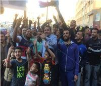 حضور مكثف للشباب بعد أوقات العمل في مجمع المدارس بفيصل