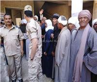 سوهاج: تزايد إقبال المواطنين على التصويت في الاستفتاء