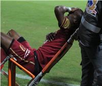 الأشعة تحدد إصابة جون انطوي قبل مباراة المقاصة وبيراميدز