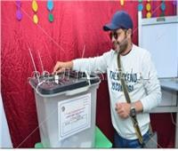 التعديلات الدستورية 2019| محمد هنيدي يدلي بصوته في الاستفتاء