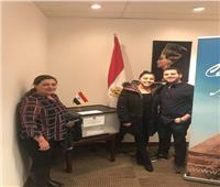 التعديلات الدستورية 2019| الجالية المصرية بكندا تشارك في الاستفتاء