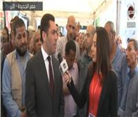 فيديو..السلاب: خروج الشعب للمشاركة في هذا الاستفتاء خير رد على المشككين
