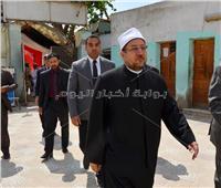 «جمعة»: إقبال علماء الأوقاف على التصويت بكثافة «مشهد وطني»