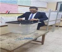 إغلاق صناديق الاقتراع فى اليوم الأول للاستفتاء بكفر الشيخ