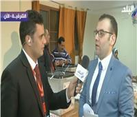 رئيس لجنة بالشرقية: اليوم الأول للاستفتاء شهد كثافة في الإقبال على التصويت