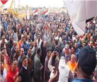 فيديو| برلماني: 30 ألف عامل بالمحلة خرجوا للإدلاء بأصواتهم في الاستفتاء