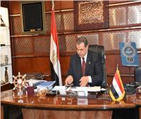 وزير القوي العاملة يدلي بصوته في الاستفتاء بمدينة نصر