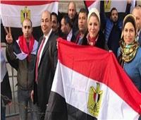 تصويت المصريين في الخارج| الجالية المصرية تواصل الاستفتاء على التعديلات الدستورية بالصين