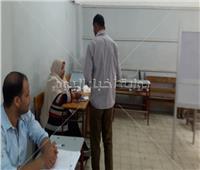 صور| توافد الناخبين في الساعة الأولى بمصر الجديدة