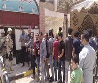 التعديلات الدستورية 2019| صور.. طلاب جامعة بنها يتوافدون على لجان الاستفتاء